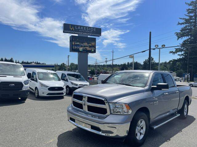 2020 RAM Ram Pickup 1500 Classic for sale at Lakeside Auto in Lynnwood WA