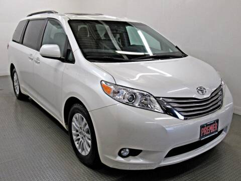 2015 Toyota Sienna for sale at Premier Automotive Group in Milford OH