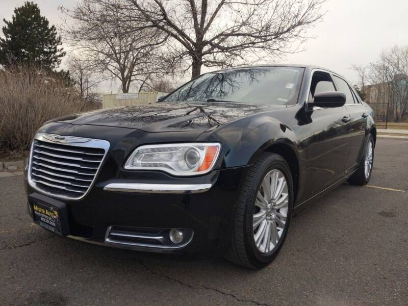 2013 Chrysler 300 for sale at Mister Auto in Lakewood CO