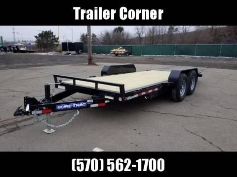 2021 Sure-Trac 7X18 14K TILT TRAILER