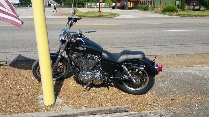 2010 Harley-Davidson XL1200