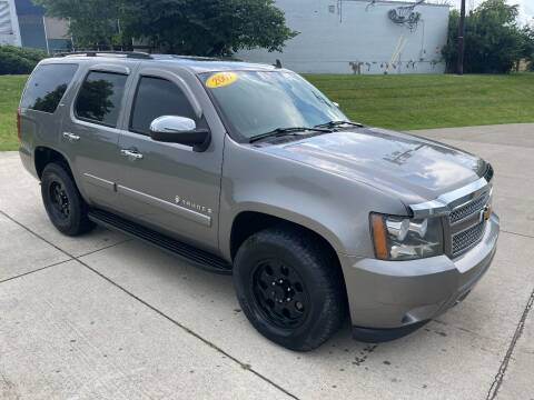2007 Chevrolet Tahoe for sale at Best Buy Auto Mart in Lexington KY