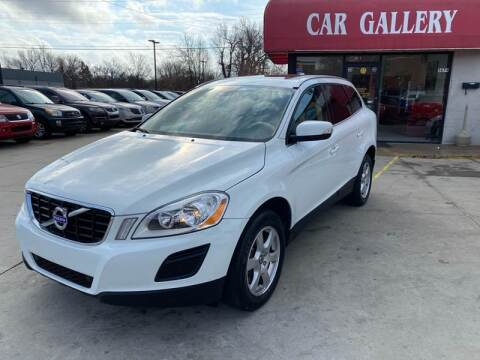 2011 Volvo XC60 for sale at Car Gallery in Oklahoma City OK