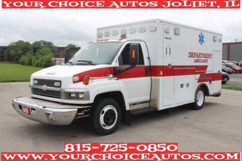 2009 Chevrolet C4500 for sale at Your Choice Autos - Joliet in Joliet IL