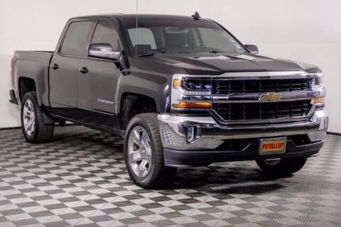 2017 Chevrolet Silverado 1500 for sale at Washington Auto Credit in Puyallup WA