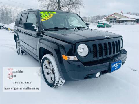 2014 Jeep Patriot for sale at Transportation Center Of Western New York in Niagara Falls NY