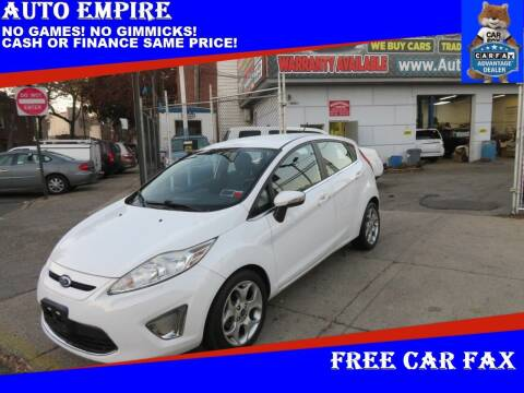 2011 Ford Fiesta for sale at Auto Empire in Brooklyn NY