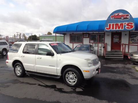 2002 Mercury Mountaineer for sale at Jim's Cars by Priced-Rite Auto Sales in Missoula MT