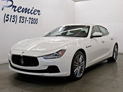 2017 Maserati Ghibli for sale at Premier Automotive Group in Milford OH