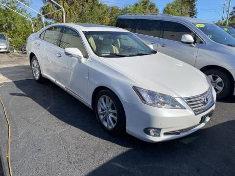 2012 Lexus ES 350 for sale at Mike Auto Sales in West Palm Beach FL