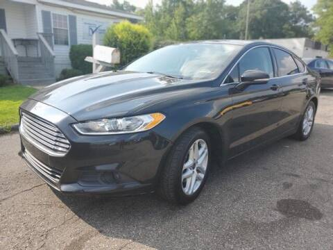2015 Ford Fusion for sale at Paramount Motors in Taylor MI