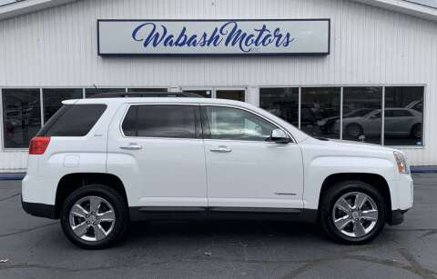 2015 GMC Terrain for sale at Wabash Motors in Terre Haute IN