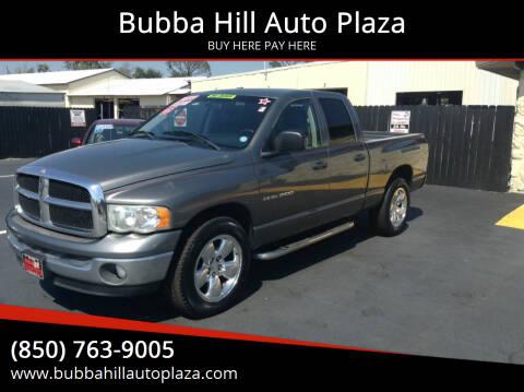 2005 Dodge Ram Pickup 1500 for sale at Bubba Hill Auto Plaza in Panama City FL