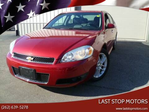 2014 Chevrolet Impala Limited for sale at Last Stop Motors in Racine WI