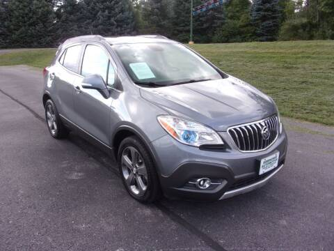 2014 Buick Encore for sale at Birmingham Automotive in Birmingham OH
