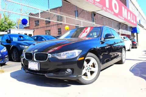 2015 BMW 3 Series for sale at HILLSIDE AUTO MALL INC in Jamaica NY