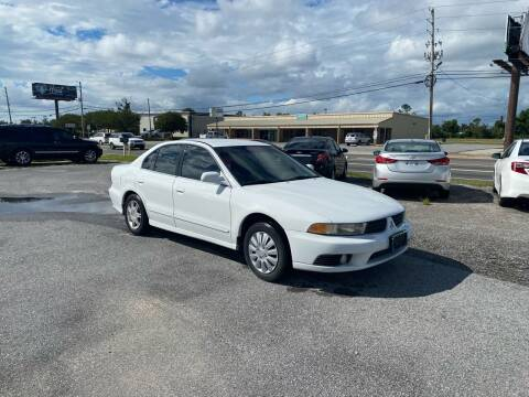 2003 Mitsubishi Galant for sale at Lucky Motors in Panama City FL