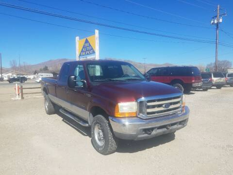 2000 Ford F-350 Super Duty for sale at Auto Depot in Carson City NV