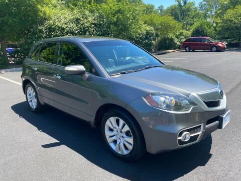 2011 Acura RDX for sale at Car World Inc in Arlington VA