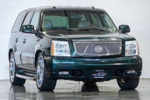 2003 Cadillac Escalade for sale at MS Motors in Portland OR