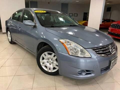2011 Nissan Altima for sale at Cj king of car loans/JJ's Best Auto Sales in Troy MI