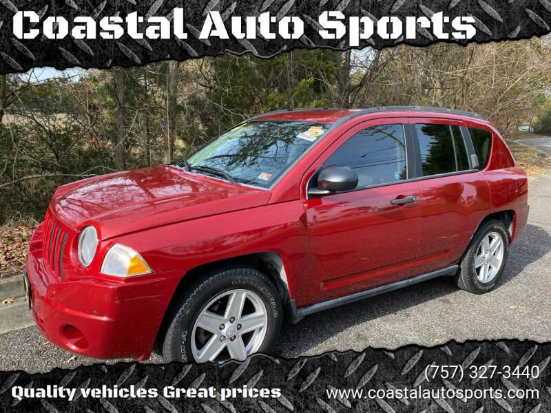 2007 Jeep Compass for sale at Coastal Auto Sports in Chesapeake VA