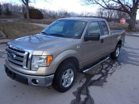 2012 Ford F-150 for sale at Pyles Auto Sales in Kittanning PA