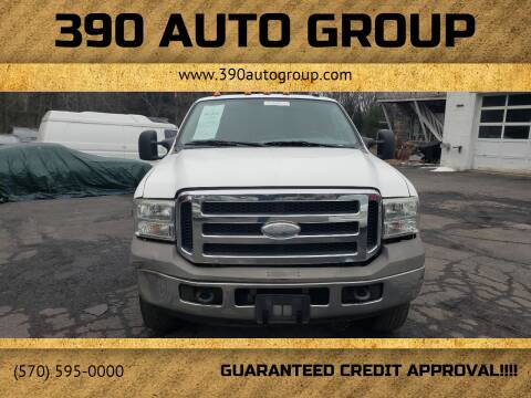 2006 Ford F-250 Super Duty for sale at 390 Auto Group in Cresco PA
