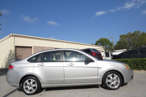 2009 Ford Focus for sale at Love's Auto Group in Boynton Beach FL
