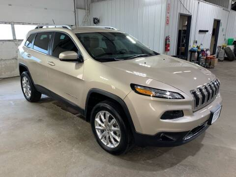 2015 Jeep Cherokee for sale at Premier Auto in Sioux Falls SD