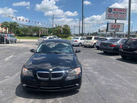 2008 BMW 3 Series for sale at King Auto Deals in Longwood FL