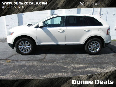 2008 Ford Edge for sale at Dunne Deals in Crystal Lake IL