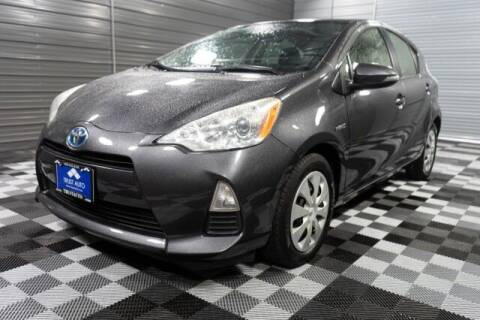 2013 Toyota Prius c for sale at TRUST AUTO in Sykesville MD