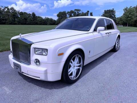 2005 Rolls-Royce Phantom for sale at Black Tie Classics in Stratford NJ