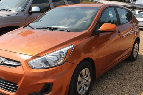 2017 Hyundai Accent for sale at Abc Quality Used Cars in Canton TX