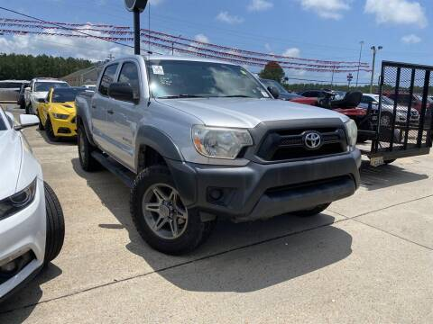 2012 Toyota Tacoma for sale at Direct Auto in D'Iberville MS