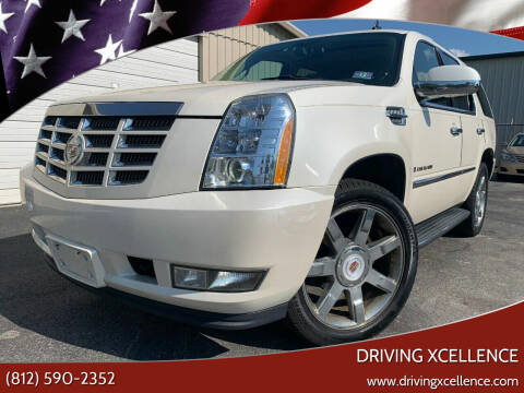 2009 Cadillac Escalade for sale at Driving Xcellence in Jeffersonville IN