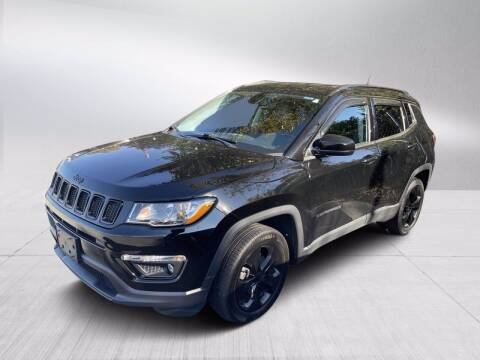 2019 Jeep Compass for sale at Fitzgerald Cadillac & Chevrolet in Frederick MD