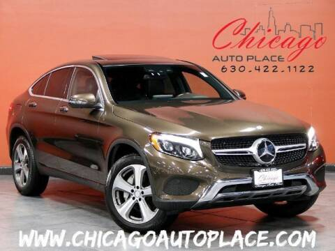 2017 Mercedes-Benz GLC for sale at Chicago Auto Place in Bensenville IL