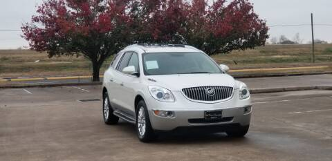 2012 Buick Enclave for sale at America's Auto Financial in Houston TX