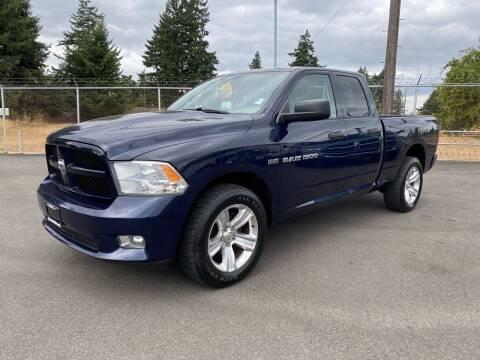 2012 RAM Ram Pickup 1500 for sale at Vista Auto Sales in Lakewood WA