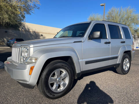 2012 Jeep Liberty for sale at Tucson Auto Sales in Tucson AZ