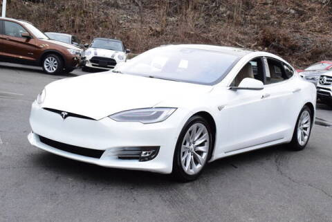 2016 Tesla Model S for sale at Automall Collection in Peabody MA