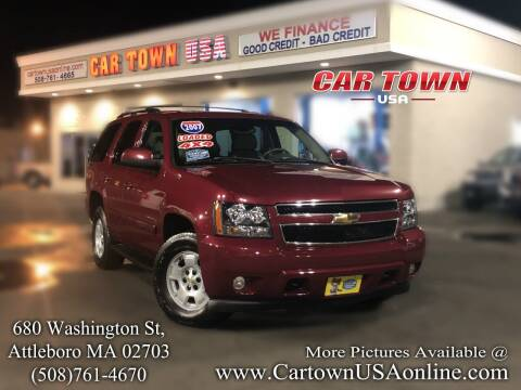 2007 Chevrolet Tahoe for sale at Car Town USA in Attleboro MA