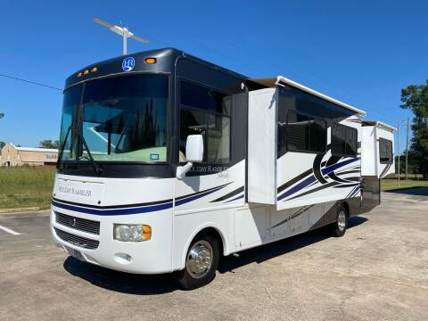 2009 Holiday Rambler Arista 33' 20k Miles for sale at Top Choice RV in Spring TX