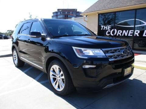 2018 Ford Explorer for sale at Cornerlot.net in Bryan TX