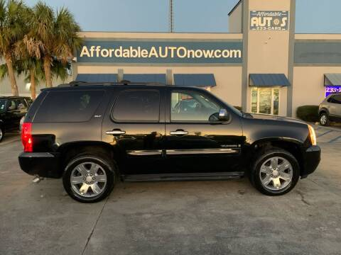 2008 GMC Yukon for sale at Affordable Autos in Houma LA