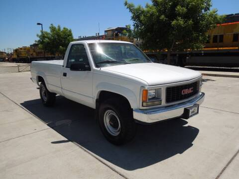 1994 GMC Sierra 2500 for sale at Family Truck and Auto.com in Oakdale CA