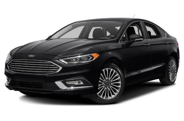 2018 Ford Fusion for sale at USA Auto Inc in Mesa AZ