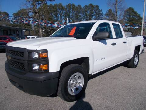 2014 Chevrolet Silverado 1500 for sale at Culpepper Auto Sales in Cullman AL